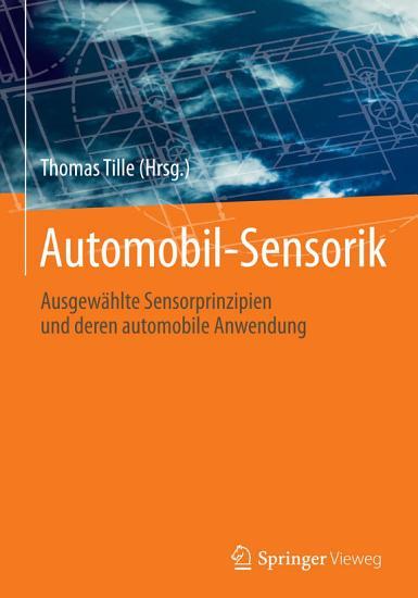 Automobil Sensorik PDF