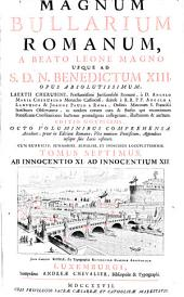 Ab Innocentio XI. Ad Innocentium XII.: Volume 7