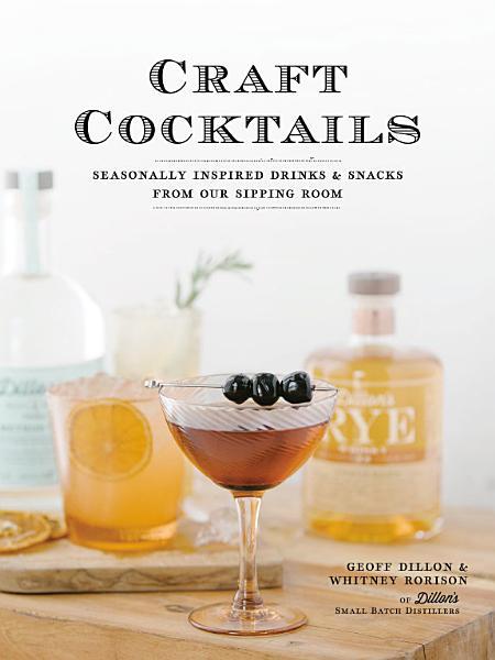 Download Craft Cocktails Book