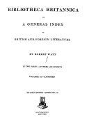 Bibliotheca Britannica  Authors PDF