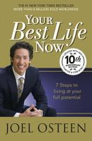 Your Best Life Now PDF
