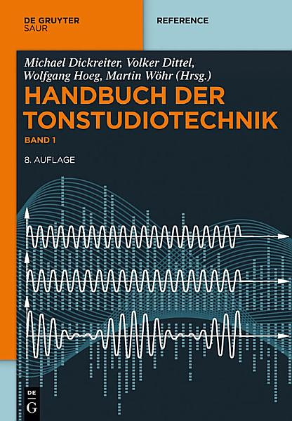 Handbuch der Tonstudiotechnik PDF