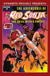 The Adventures of Red Sonja #17