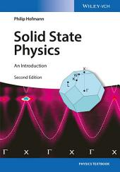 Solid State Physics: An Introduction, Edition 2