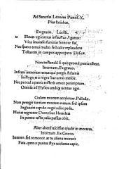 De sermone Latino et modis Latine loquendi. Hadrianus tt. S. Chrysogoni .S.R.E. Presb. Cardi. Bathonien