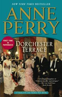 Dorchester Terrace Book