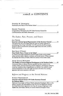 The Fletcher Forum of World Affairs PDF