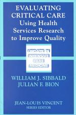 Evaluating Critical Care