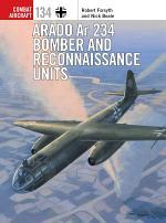 Arado Ar 234 Bomber and Reconnaissance Units