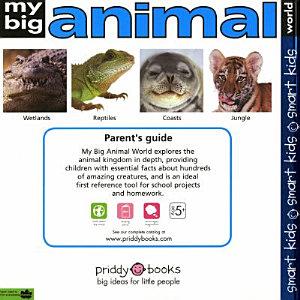 My Big Animal World Book