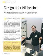 Design oder Nichtsein: ECHT Oberfranken - Ausgabe 40