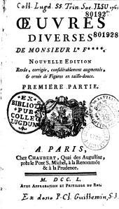 Oeuvres Diverses de M. Le Marquis Jean-Jacques Lefranc de Pompignan...