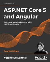 ASP NET Core 5 and Angular PDF