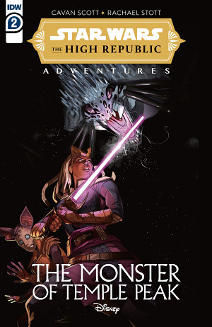 Star Wars  The High Republic Adventures   The Monster of Temple Peak  2