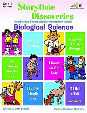 Storytime Discoveries  Biological Science PDF