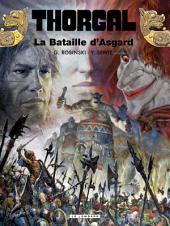 Thorgal - Tome 32 - La Bataille d'Asgard