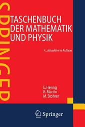 Taschenbuch der Mathematik und Physik: Ausgabe 4