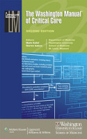 The Washington Manual of Critical Care PDF