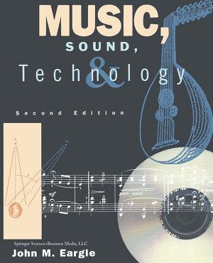 Music  Sound  and Technology PDF
