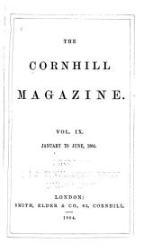 The Cornhill Magazine: Volume 9