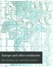 Europe and other continents: with review of North America