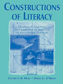 Constructions of Literacy PDF