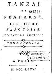Tanzaï et Néadarné, histoire japonoise [par Crébillon fils]: Volume1