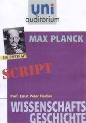 Max Planck: Wissenschaftsgeschichte