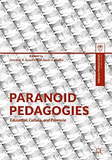 Paranoid Pedagogies Book