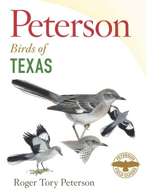 Peterson Field Guide to Birds of Texas PDF