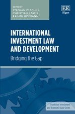 International Investment Law and Development