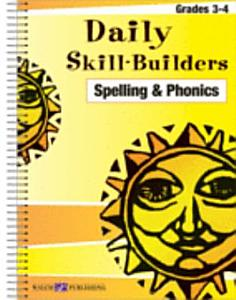 Daily Skill Builders  Spelling and Phonics 3 4 PDF