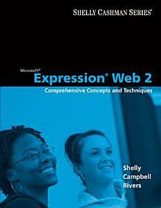 Microsoft Expression Web 2  Comprehensive Concepts and Techniques PDF