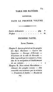 Histoire de Nice depuis sa fondation jusqu'à l'année 1792: avec un aperçu sur les événemens qui ont eu lieu pendant la Révolution Française à tout 1815 inclusivement, Volume1