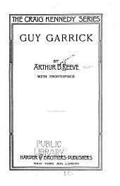 Guy Garrick: Volume 11