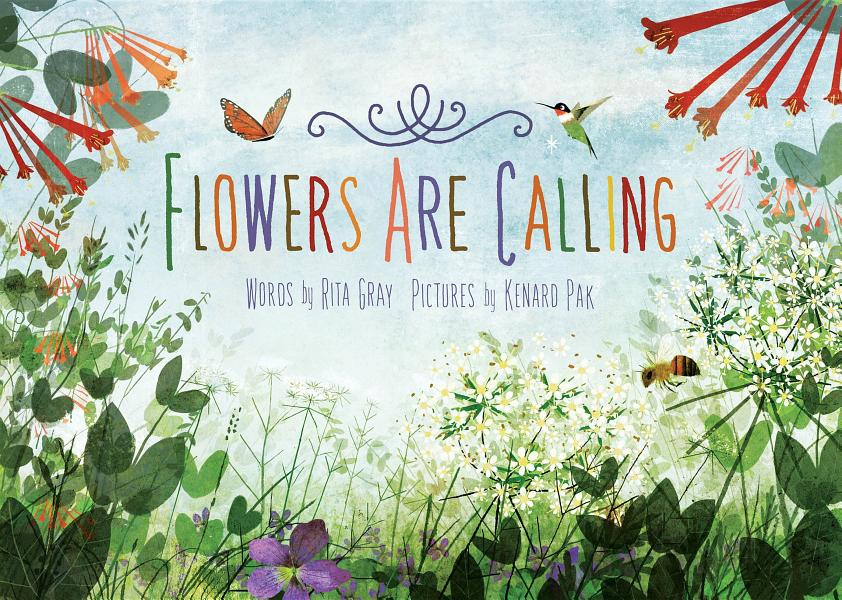 Download Flowers Are Calling Book