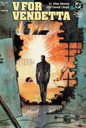 V for Vendetta (1988-) #3