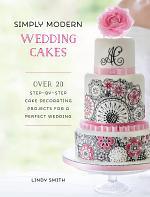 Simply Modern Wedding Cakes
