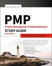 PMP: Project Management Professional Exam Study Guide: Edition 9