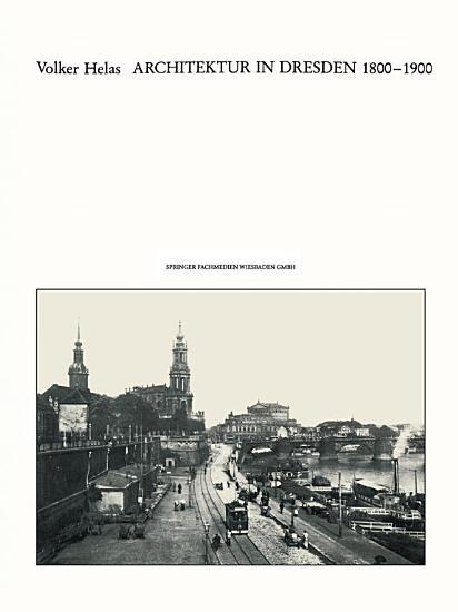 Architektur in Dresden 1800     1900 PDF