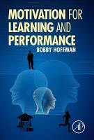 Motivation for Learning and Performance PDF