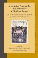 Negotiating Community and Difference in Medieval Europe