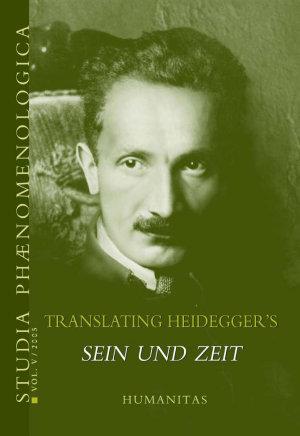 Translating Heidegger s Sein und Zeit