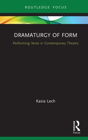 Dramaturgy of Form