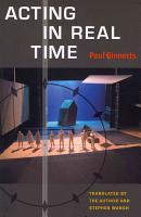 Acting in Real Time PDF