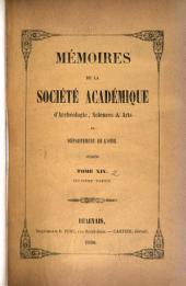 Mémoires: Volume14,Partie2