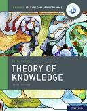 Oxford IB Diploma Programme  IB Theory of Knowledge Course Book PDF