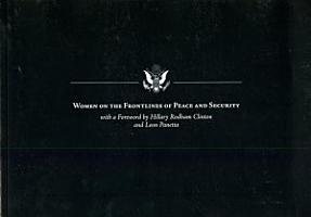 Women on the Frontlines of Peace and Security PDF