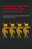 The Bedbugs  Night Dance and Other Hopi Tales of Sexual Encounter PDF