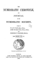 The Numismatic Chronicle: Volume 4